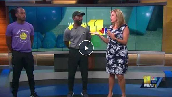 WBAL TV11 - Morning workouts for back to school